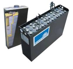Аккумуляторная батарея 36V(2x18V) 6 EPzV 420